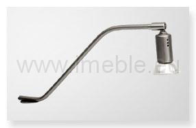 Lampka/Oprawa ruchoma OWR/1/a aluminium