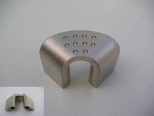 Gałka A-286-G5 satyna