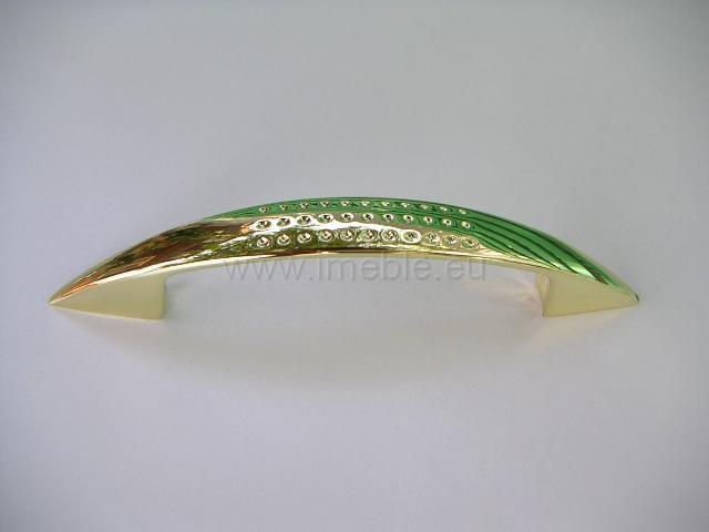 Uchwyt UN-8803 złoto, rozstaw 96mm