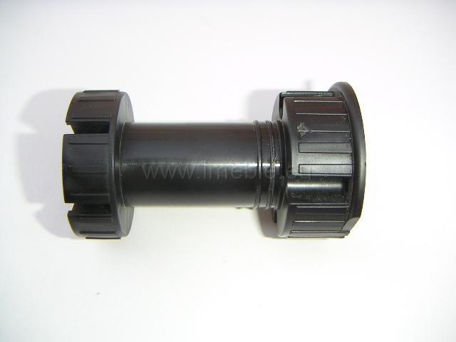 Nóżka H-100 czarna
