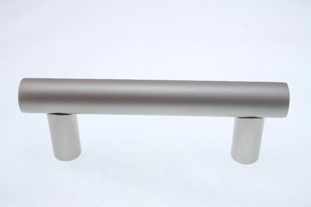 Uchwyt meblowy relingowy RE1006, 64/90 mm, satyna, gamet