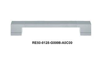 Uchwyt meblowy relingowy RE50 G0008, A0C00 , 160mm,  gamet