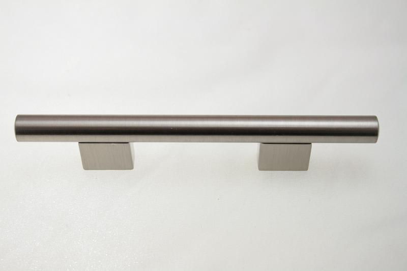 Uchwyt meblowy RE8007, szlif, gamet, 96mm