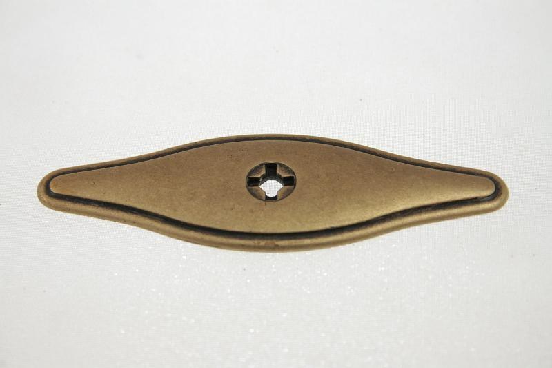 Szyld SD0705 stare złoto, gamet