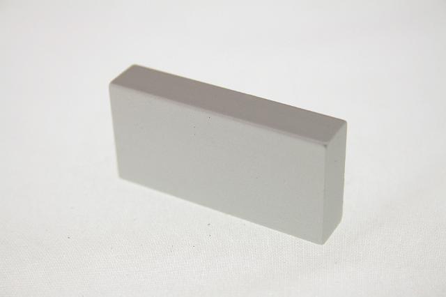 gałka meblowa UA1208 aluminium, gamet