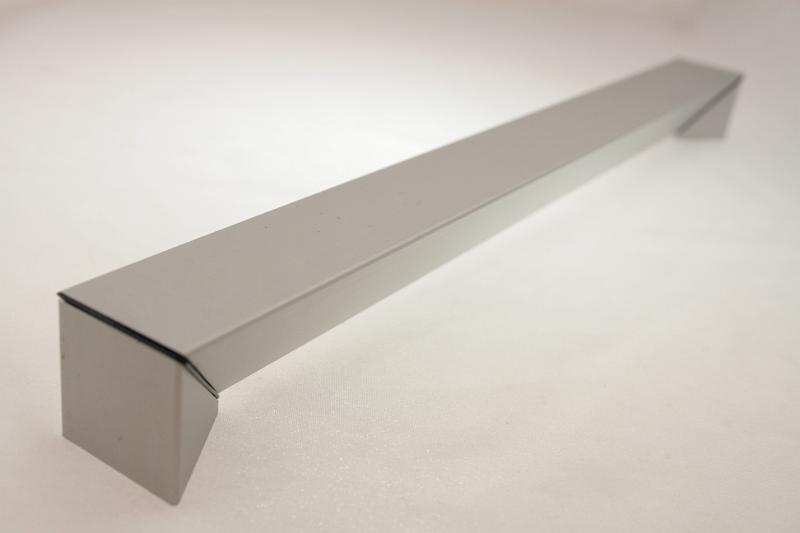 Uchwyt meblowy UA1808 A0C00, P30, 320mm, aluminium, gamet
