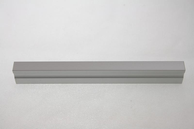 Uchwyt meblowy UA1908, A0C00, 96mm, aluminium, gamet