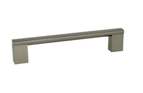 Uchwyt meblowy UA55/160, inox, rozstaw 160mm