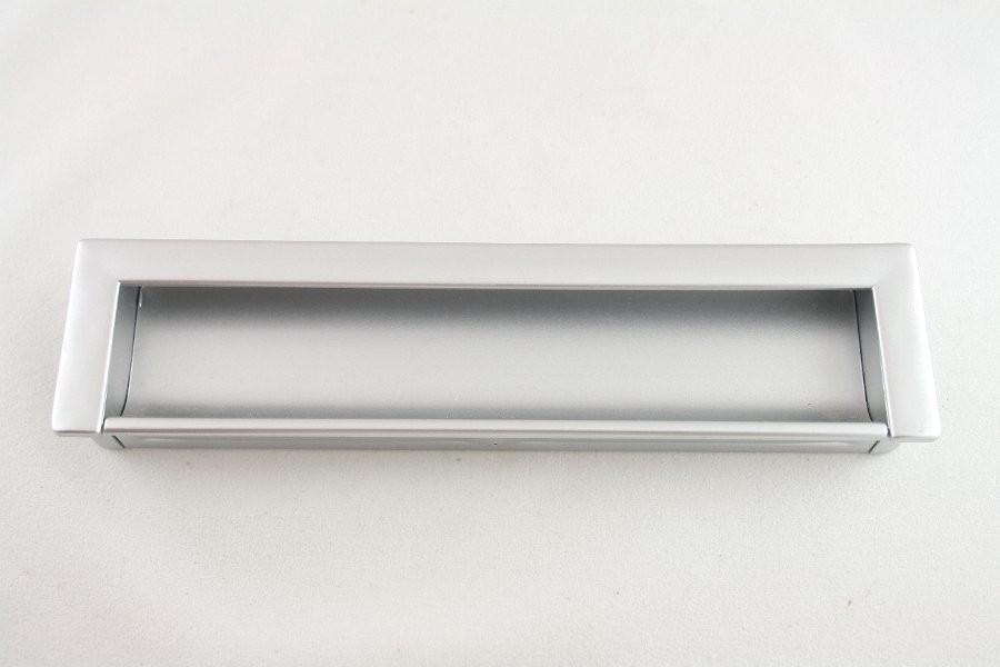 Uchwyt wpuszczany L-160 aluminium