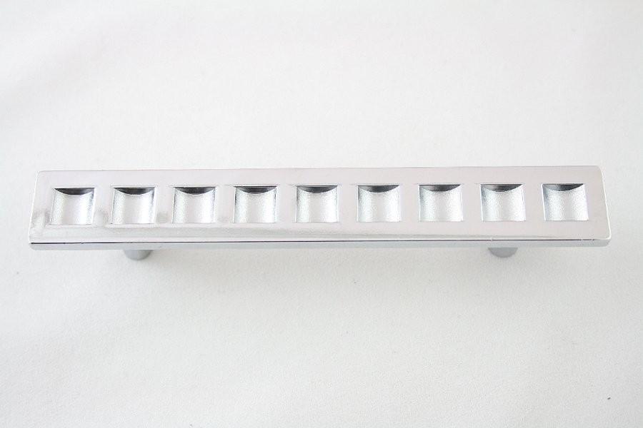 Uchwyt meblowy  UG0204, 96mm, chrom, gamet
