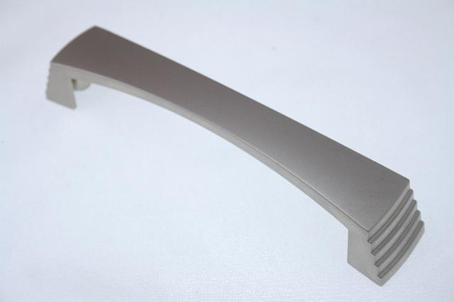 Uchwyt meblowy  UG1406, 128mm, satyna, gamet