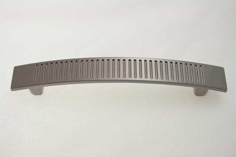 Uchwyt meblowy UG1507, szlif, gamet, 96mm