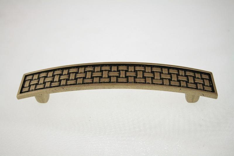 Uchwyt meblowy UG1905, 96mm, stare złoto, gamet