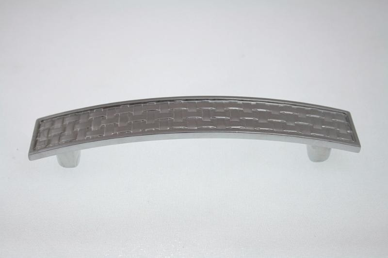 Uchwyt meblowy UG1908, 96mm, aluminium, gamet