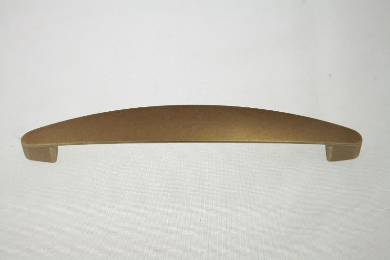 Uchwyt meblowy UN1705, 128mm, stare złoto, gamet