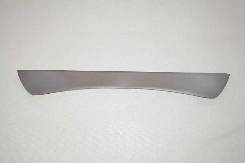 Uchwyt meblowy wpuszczany U-45/160mm aluminium ( UN62 )