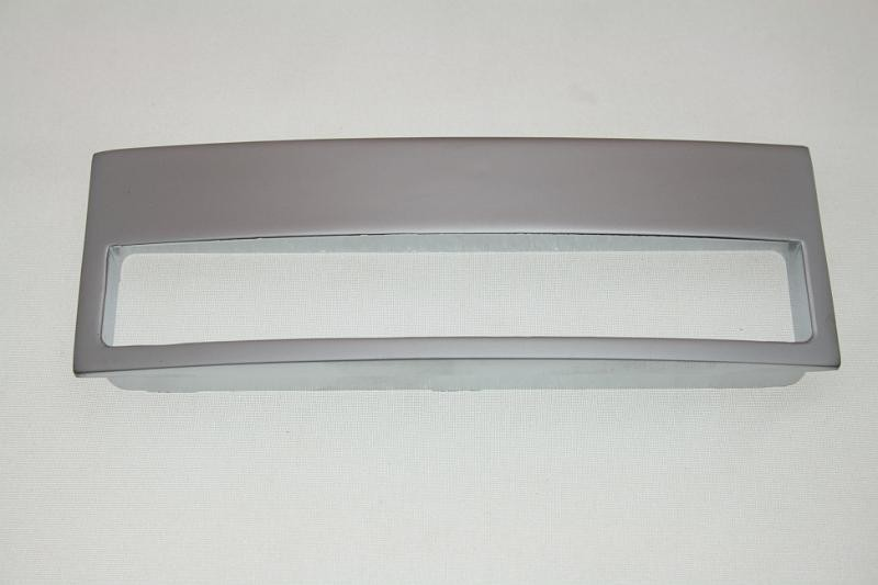 Uchwyt meblowy wpuszczany UN65/96mm aluminium