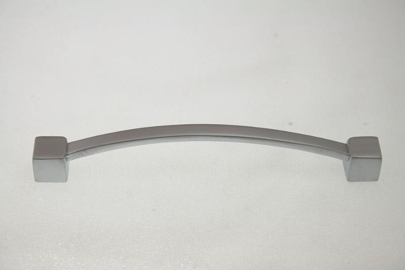 Uchwyt meblowy UN9608, 96mm, aluminium, gamet