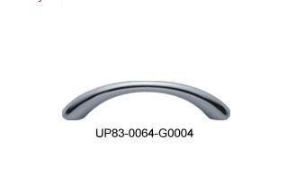 Uchwyt meblowy UP8304, 64mm, chrom, gamet