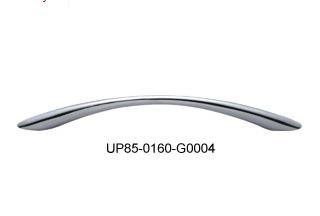 Uchwyt meblowy  UP8504, chrom, 160mm, gamet