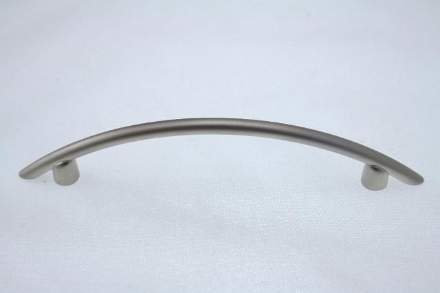 Uchwyt meblowy  US0506, 96mm, satyna, gamet