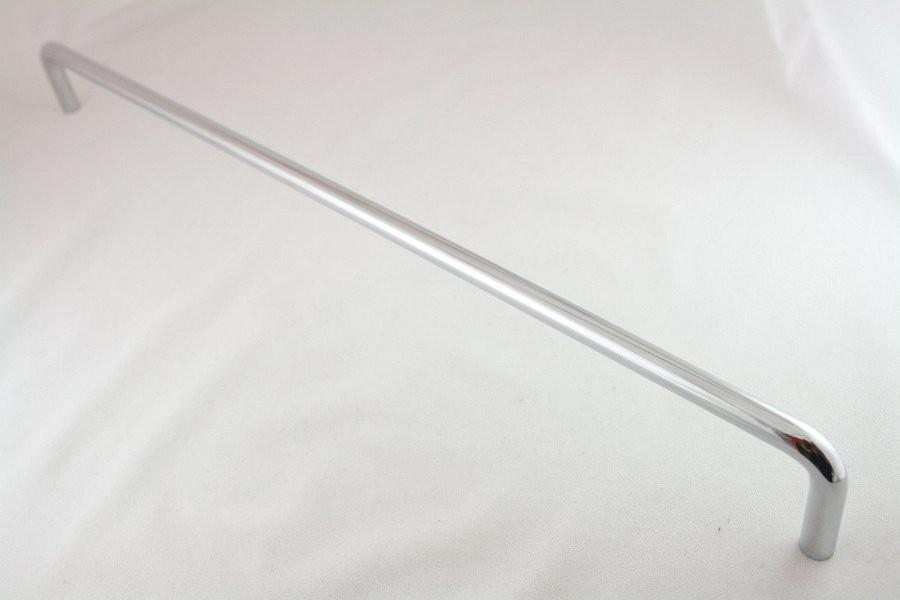 Uchwyt meblowy  US1004, 448mm-F10, chrom, gamet