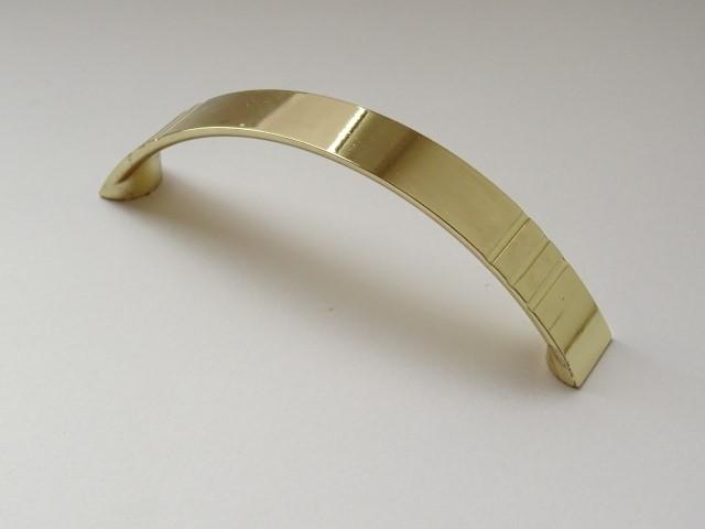 Uchwyt meblowy UT4003 złoto, rozstaw 96mm