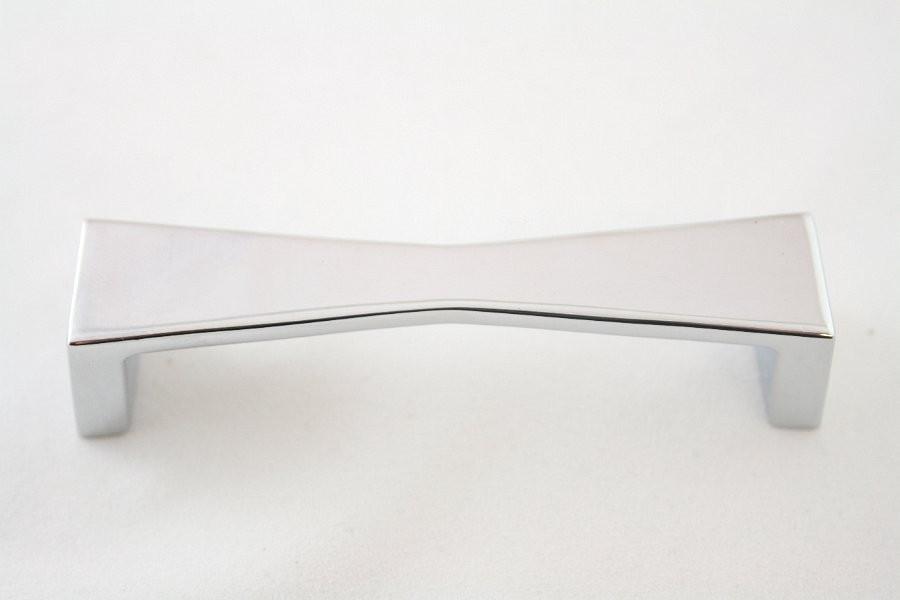 Uchwyt meblowy  UU2304, 96mm, chrom, gamet
