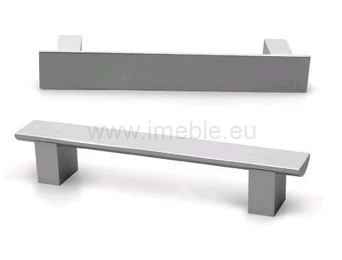 Uchwyt WPY-330A/128 aluminium