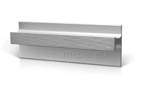 Uchwyt WPY-358/128 aluminium